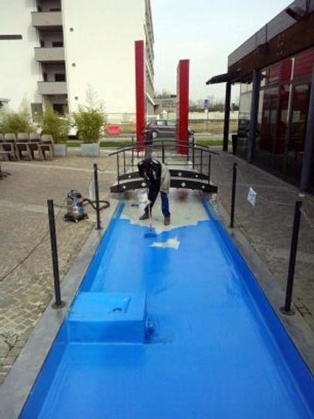 cemento impermeabile piscine