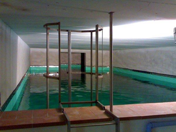 impermeabilizzazione serbatoi d'acqua